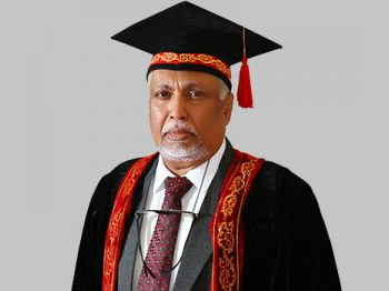 Message from Prof. Laksman Dissanayake </br> Vice Chancellor, University of Colombo