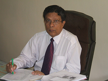 Message from Prof. Narada Warnasuriya </br> Chairperson, Expert Committee on Tobacco, Alcohol & Illicit Drugs, Sri Lanka Medical Association (SLMA)